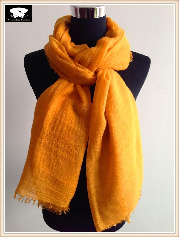 Scarf factory, stylish acrylic scarf
