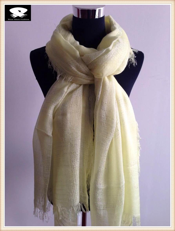 Scarf factory, super soft acrylic scarf