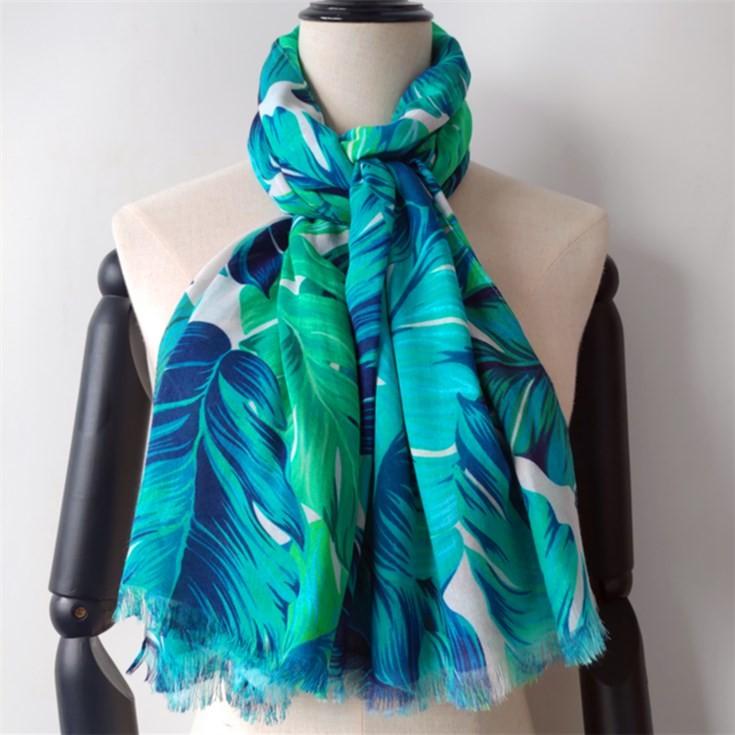 Custom scarf manufacturer custom printed scarves wholesale