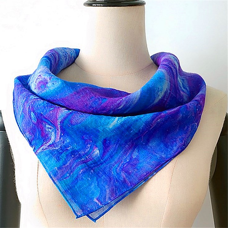 Scarf printer digital printed scarf factory bulk bandannas