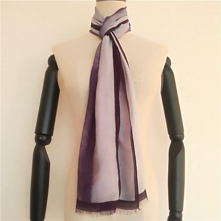 Scarf suppliers custom scarf with logo