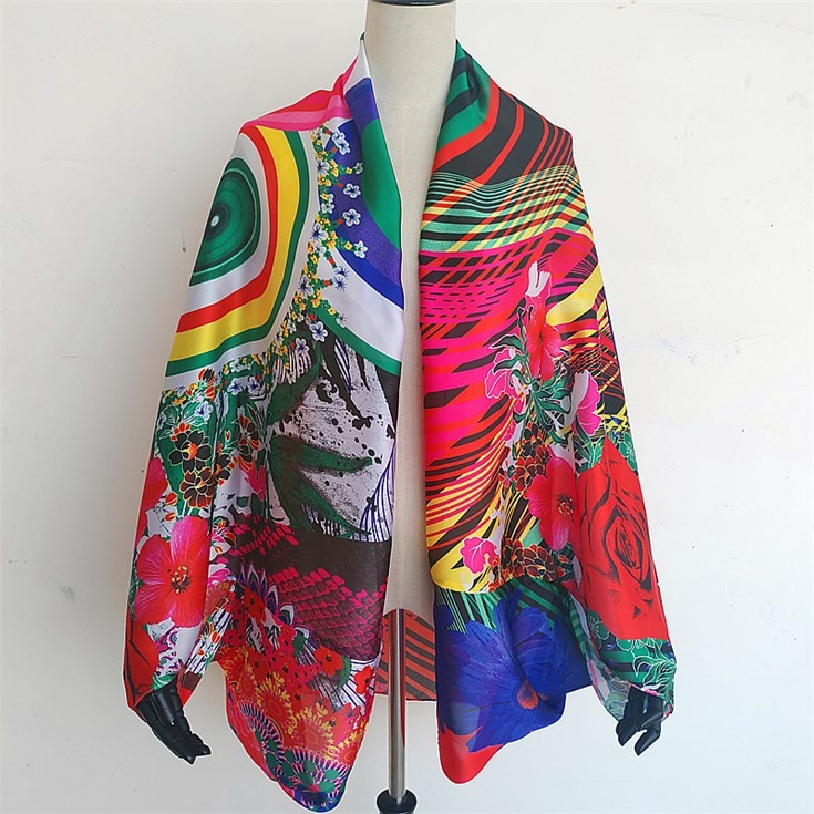 Custom cape scarf maker wholesale cape scarf in bulk