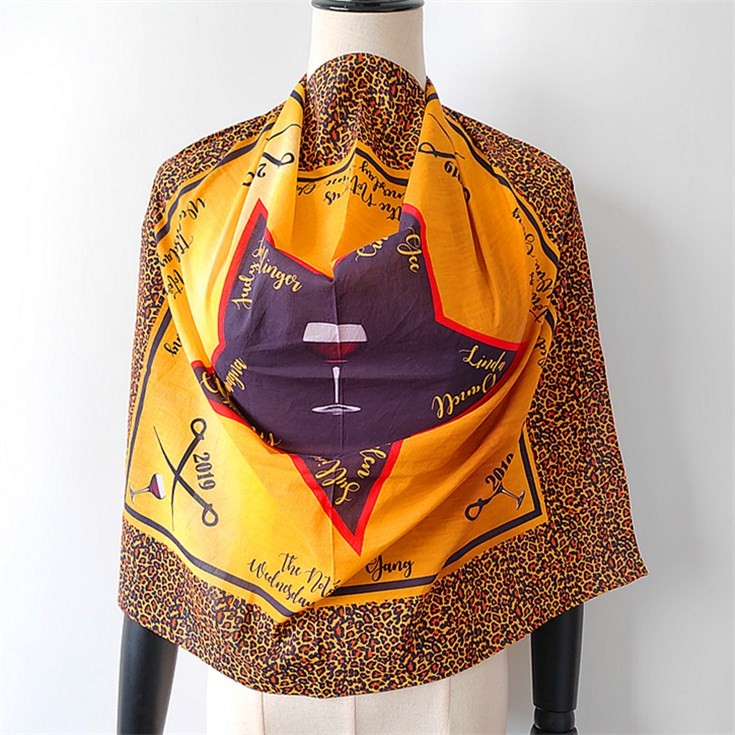 Scarf factory custom bandanas no minimum organic cotton bandanas wholesale