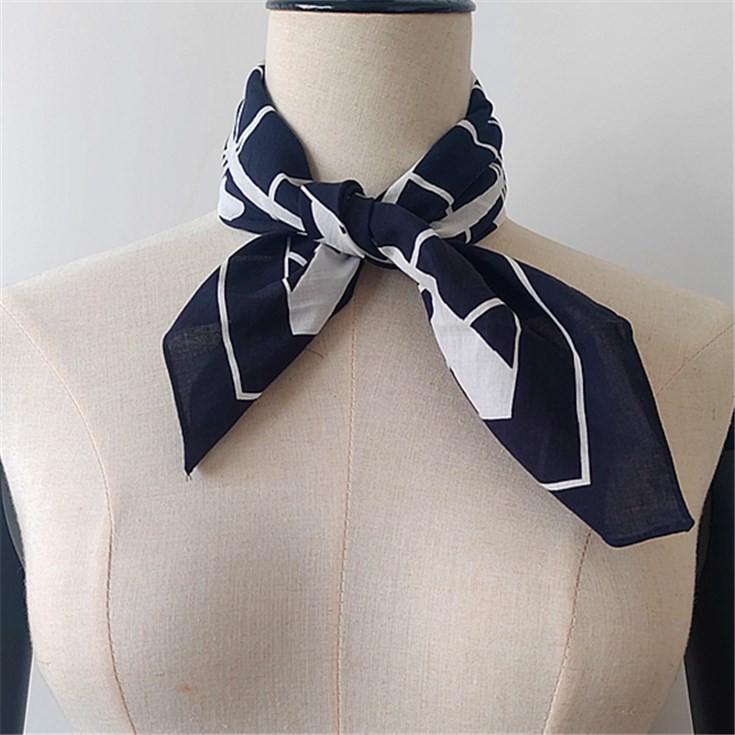 Scarf manufacturer custom printed bandanas no minimum