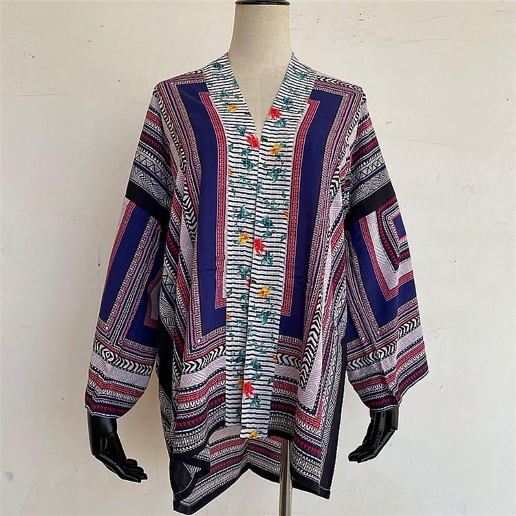 Kimono robe manufacturer custom kimono dress for sale