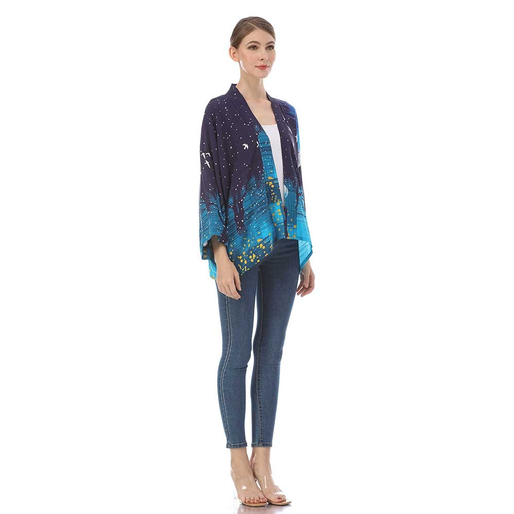 Custom kimono manufacturer wholesale kimono cardigan robes