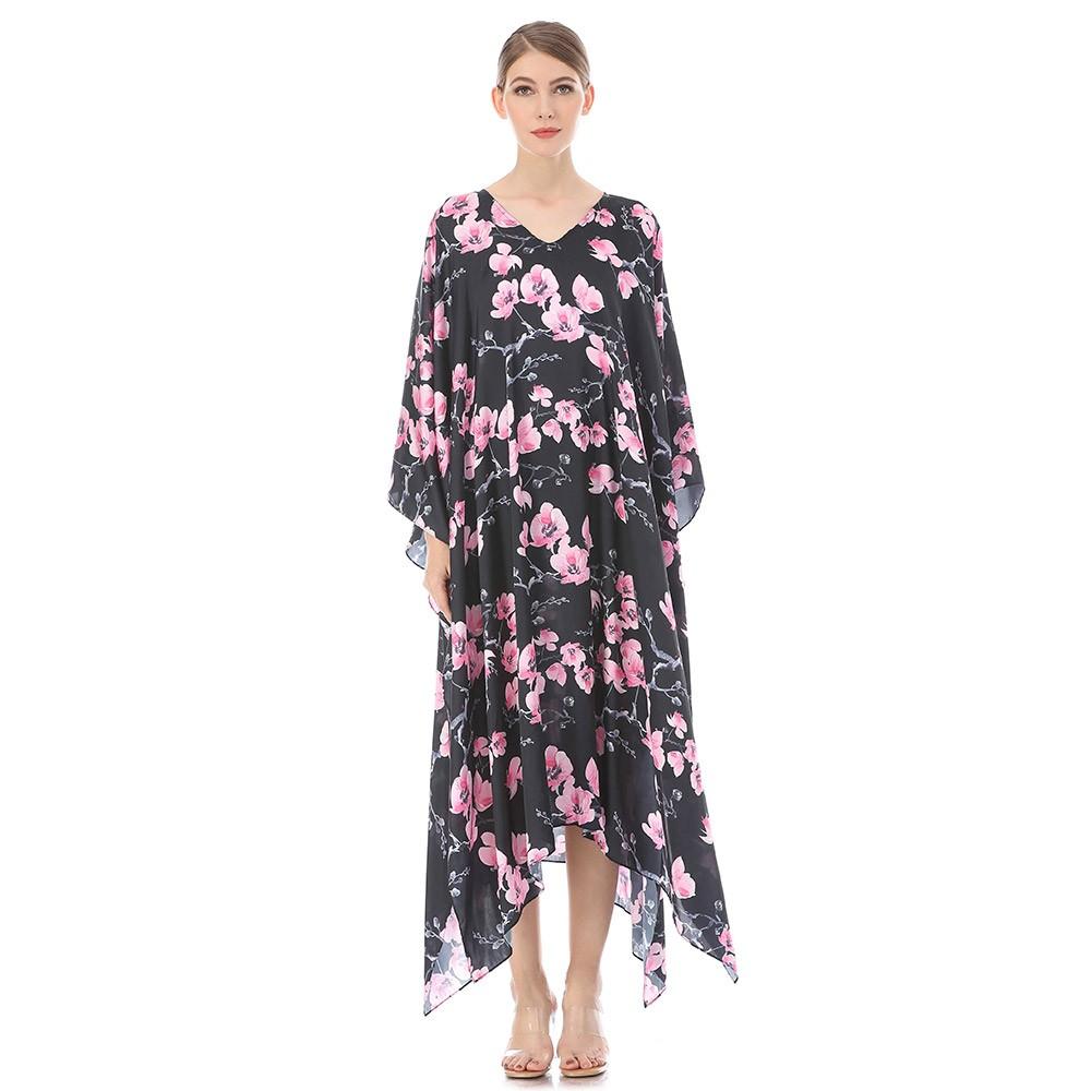 Custom kimono maker custom bathrobe kimono dress