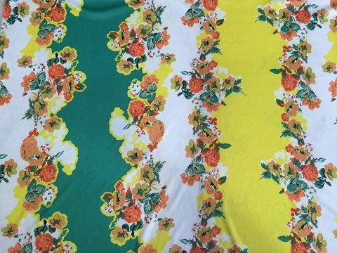 Scarf factory, small florals scarf
