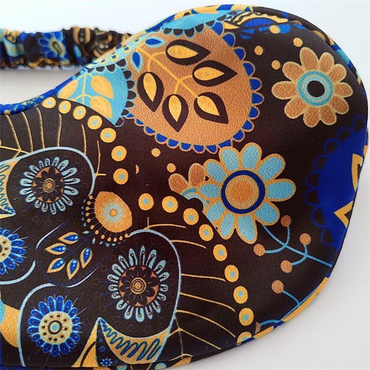 Eye mask manufacturers custom silk sleep mask, satin eye mask wholesale