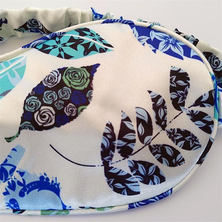 Silk satin logo sleep eye mask bulk wholesale in china eye mask manufacturers