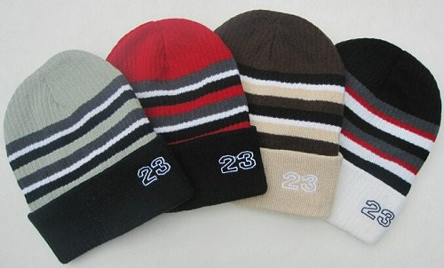 Knitted hats with your logo and brand name