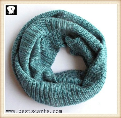Scarf factory, sky color infinity scarves