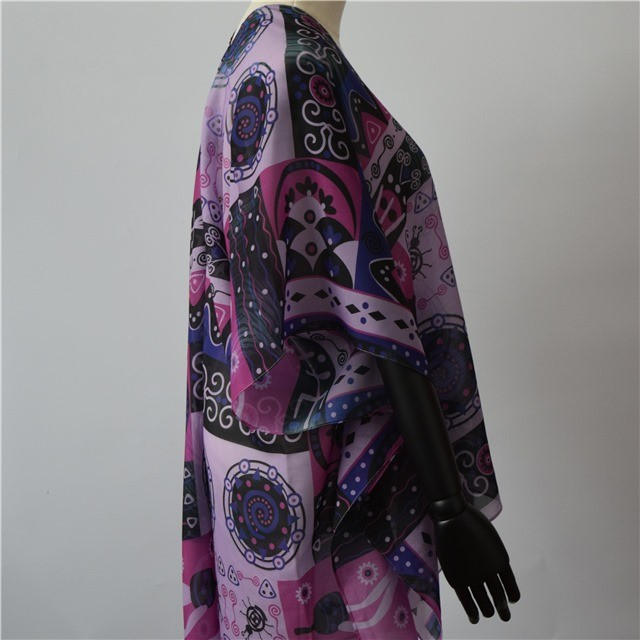 Light weight chiffon scarves and shawls factory