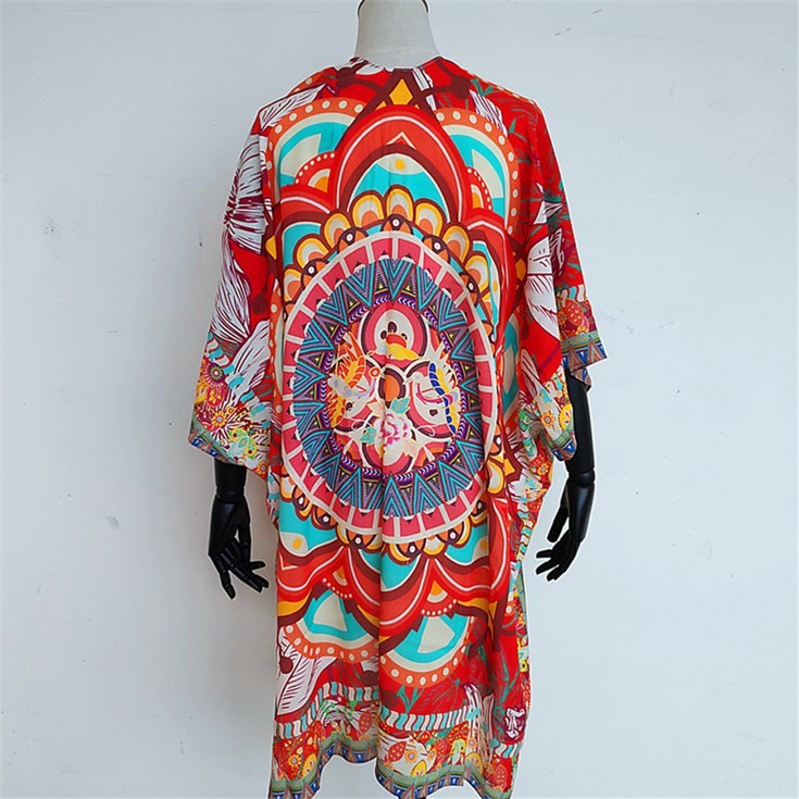 Scarf manufacturers in China custom kimono maker