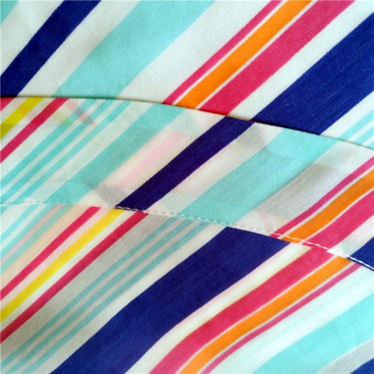 Kimono maker digital printed silk cotton custom kimono dress robe