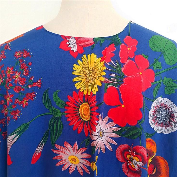 Scarf manufacturer custom kimono maker digital printed on demand kimono