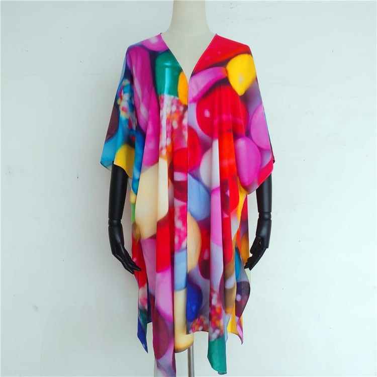 Vintage kimono suppliers custom kimono jacket bathrobe