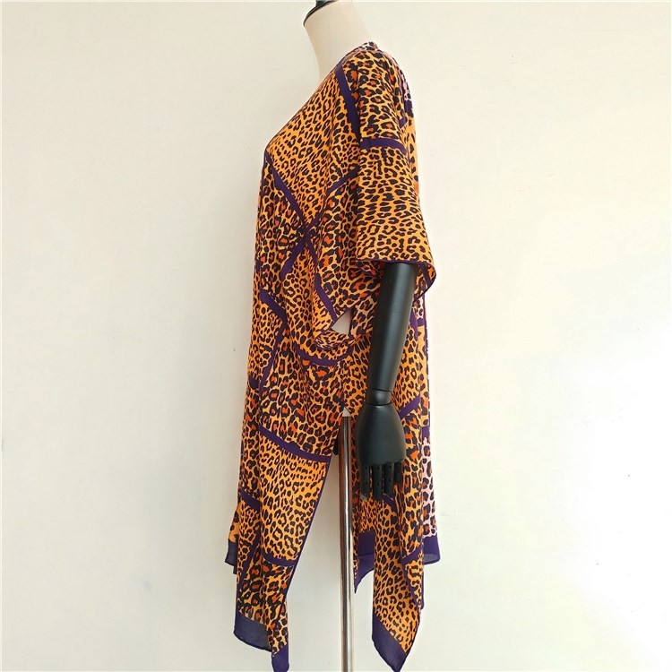 Vintage kimono suppliers custom kimono jacket robe