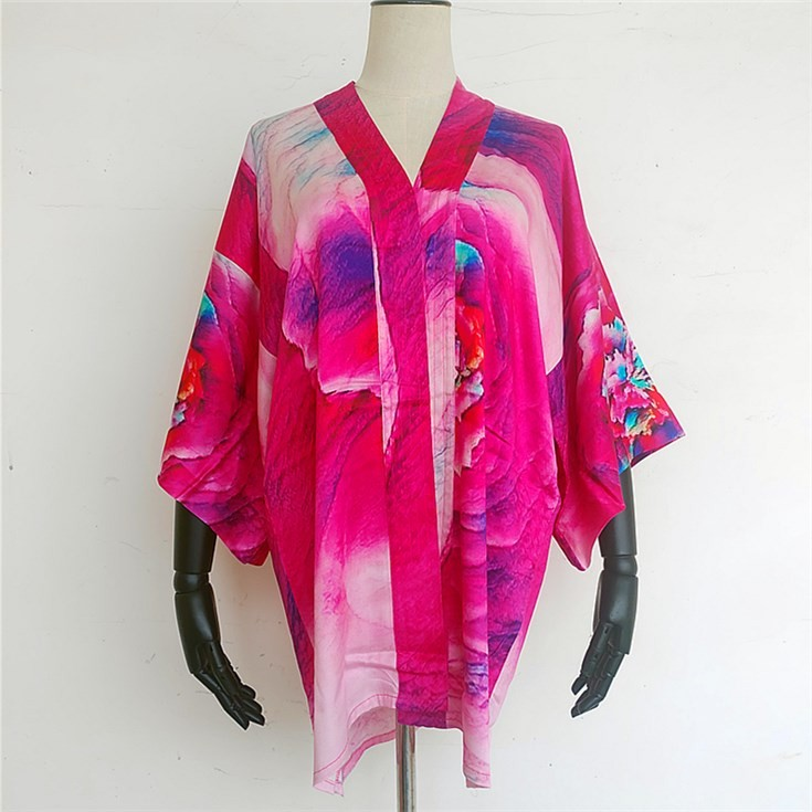 kimono maker wholesale floral kimono robes