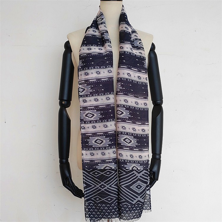 Custom scarf printing services for the custom made scarf