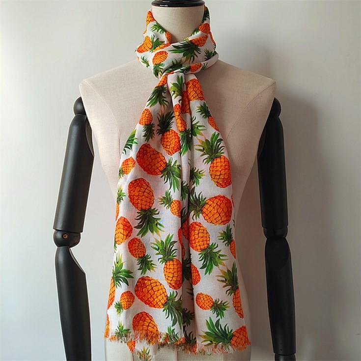 Digital printed scarf factory custom printed 100% bamboo scarves wholesale