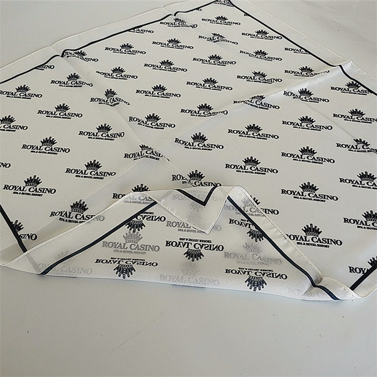 Scarf manufacturer custom logo bandana scarves