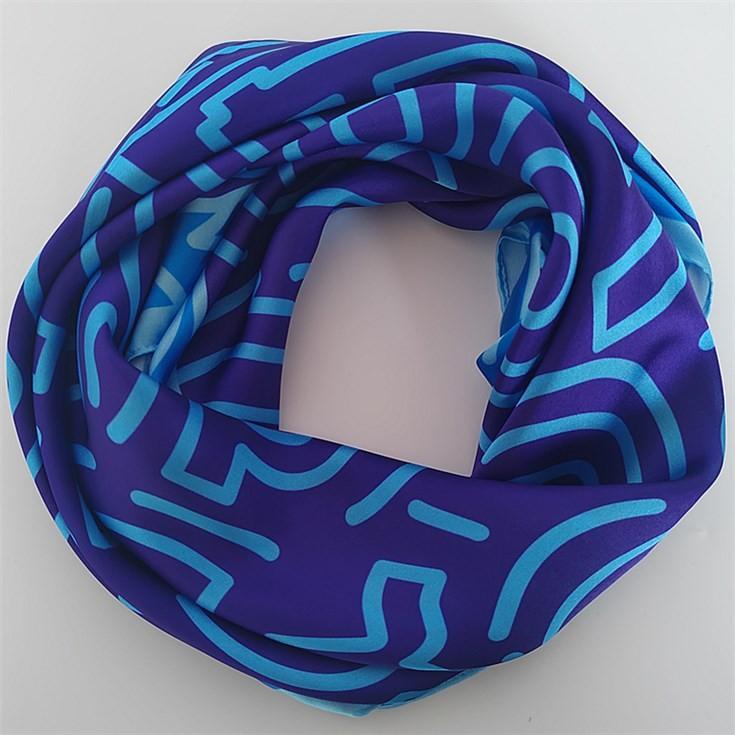 Scarf manufacturer custom satin head wraps