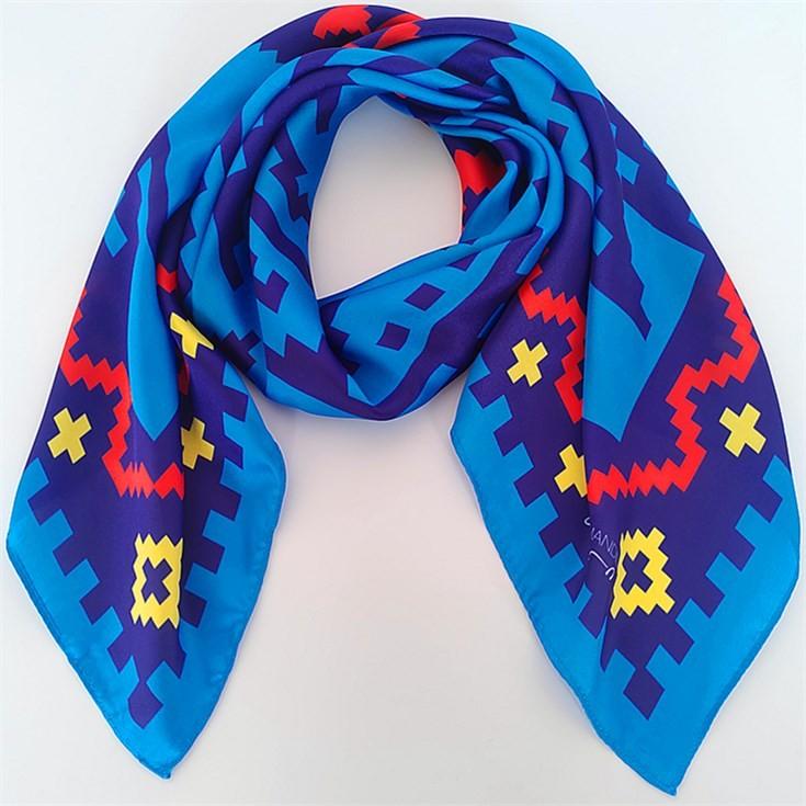 Scarf manufacturer custom silk headbands