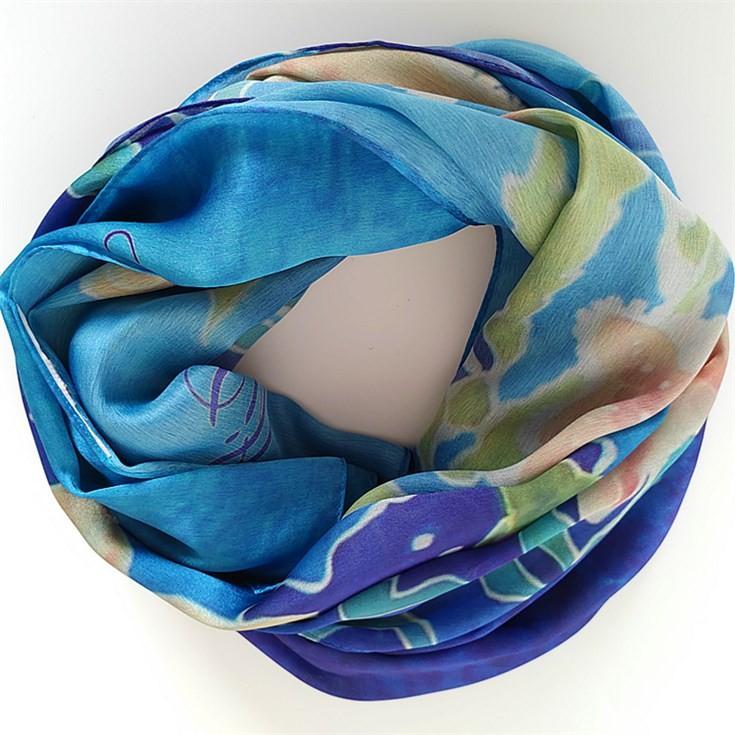 Custom scarf maker custom satin hair scarf