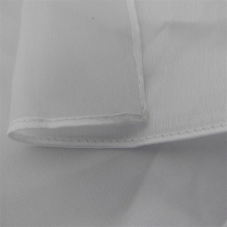 Poly new silk blank for custom sublimation bandana