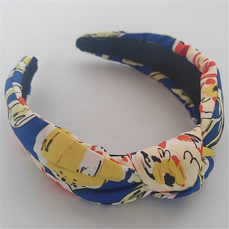 Scarf factory custom headbands no minimum for girls
