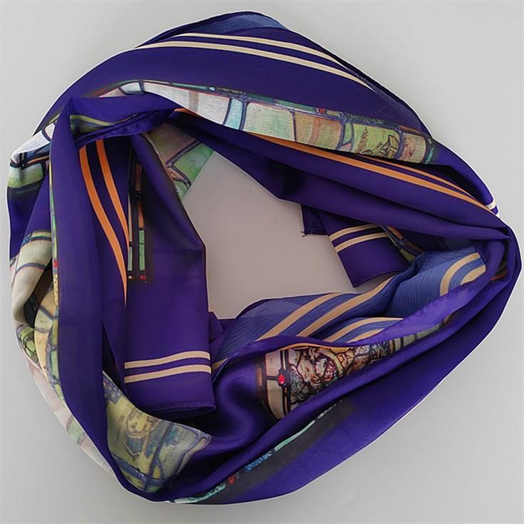 Scarf printer custom silk head scarves with logo