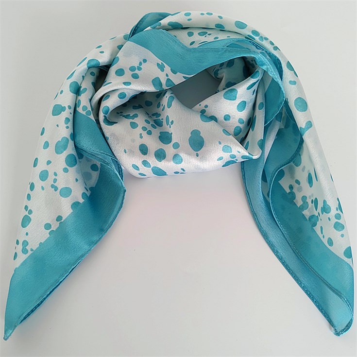 Scarf vendor wholesale silk feeling head scarves