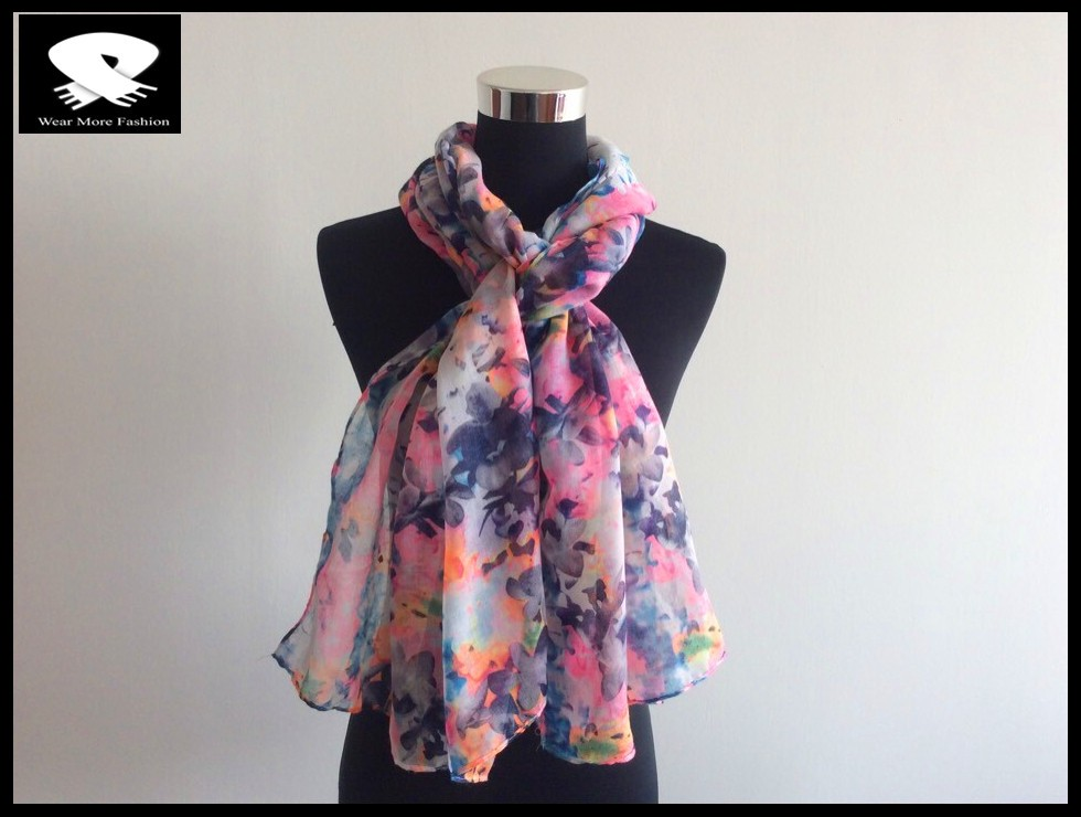 best-sale abstract scarf
