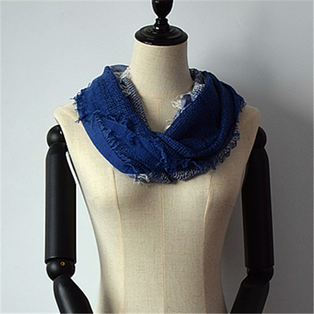 China scarf factory fashion lady tube scarf