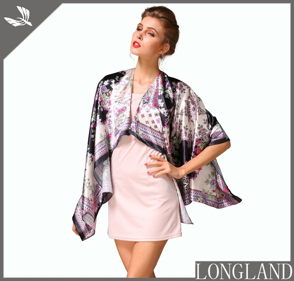 China scarf factory digital printed scarf top
