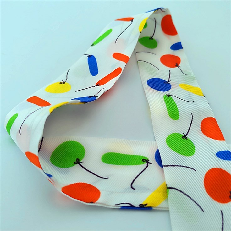 Scarf factory custom printed silk scarves no minimum