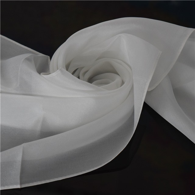 Silk scarf factory white scarves for DIY painting