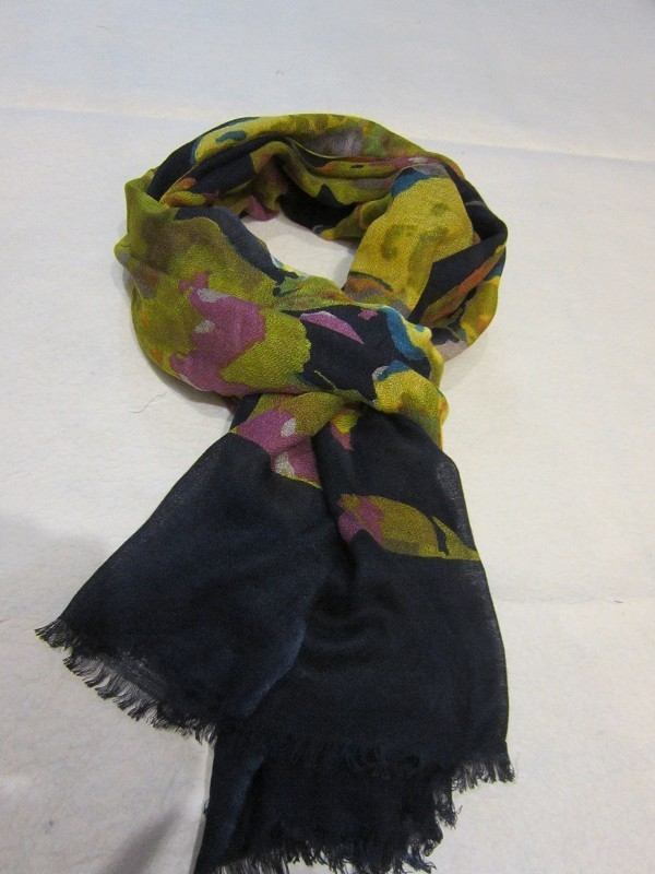 Scarf factory, super stylish abstract scarf