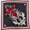 Digital printed scarf factory chinese silk scarves