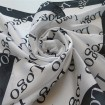 Scarf factory custom logo silk scarf wholesale scarf printing