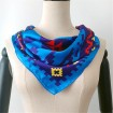 Scarf manufacturer custom silk headbands