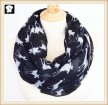 Antelope polyester scarf, scarf factory